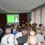 Conférence 2013 : Le Roi en son Jardin