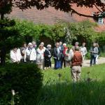 8 Juin 2013 : Visite Jardin des Récollets