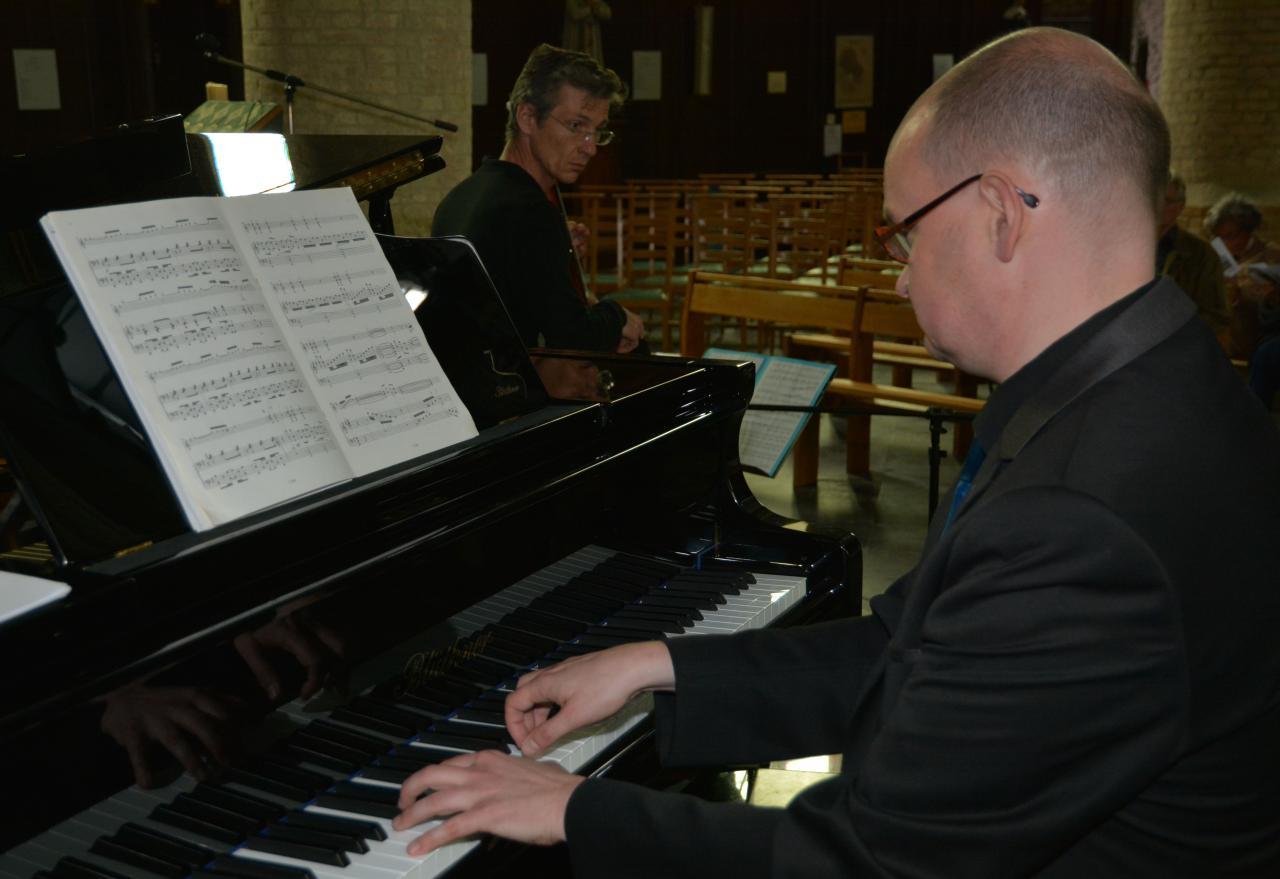 Piano & guitare