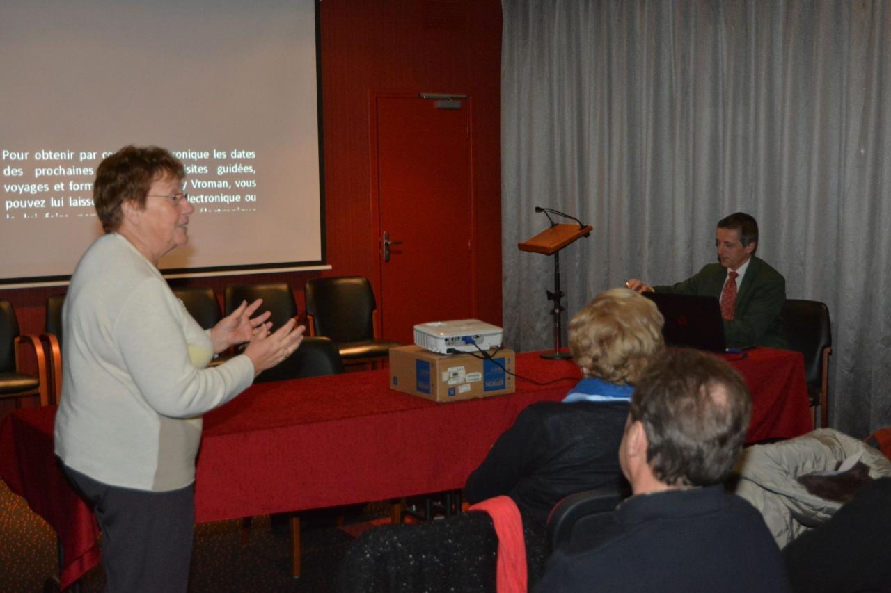 Conférence Versailles en 100 chefs d'oeuvre 16 octobre 2015