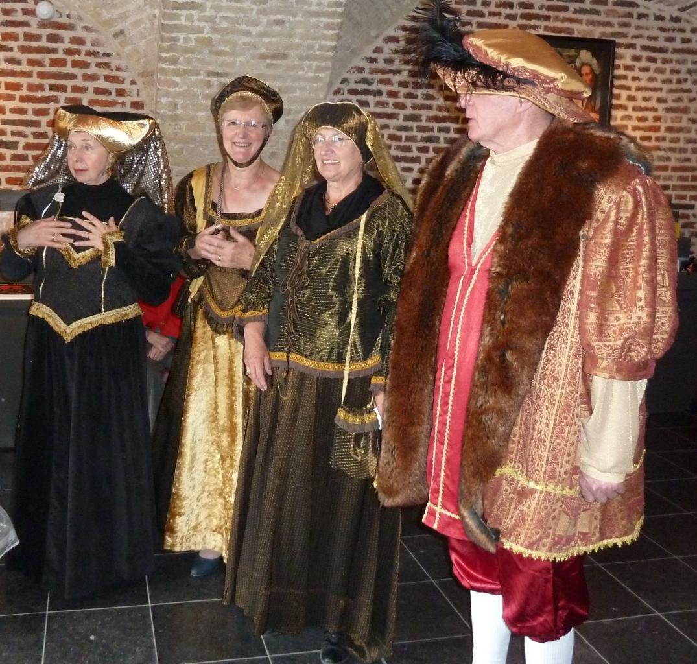 Nuit des Musées 2013 : Accueil des visiteurs