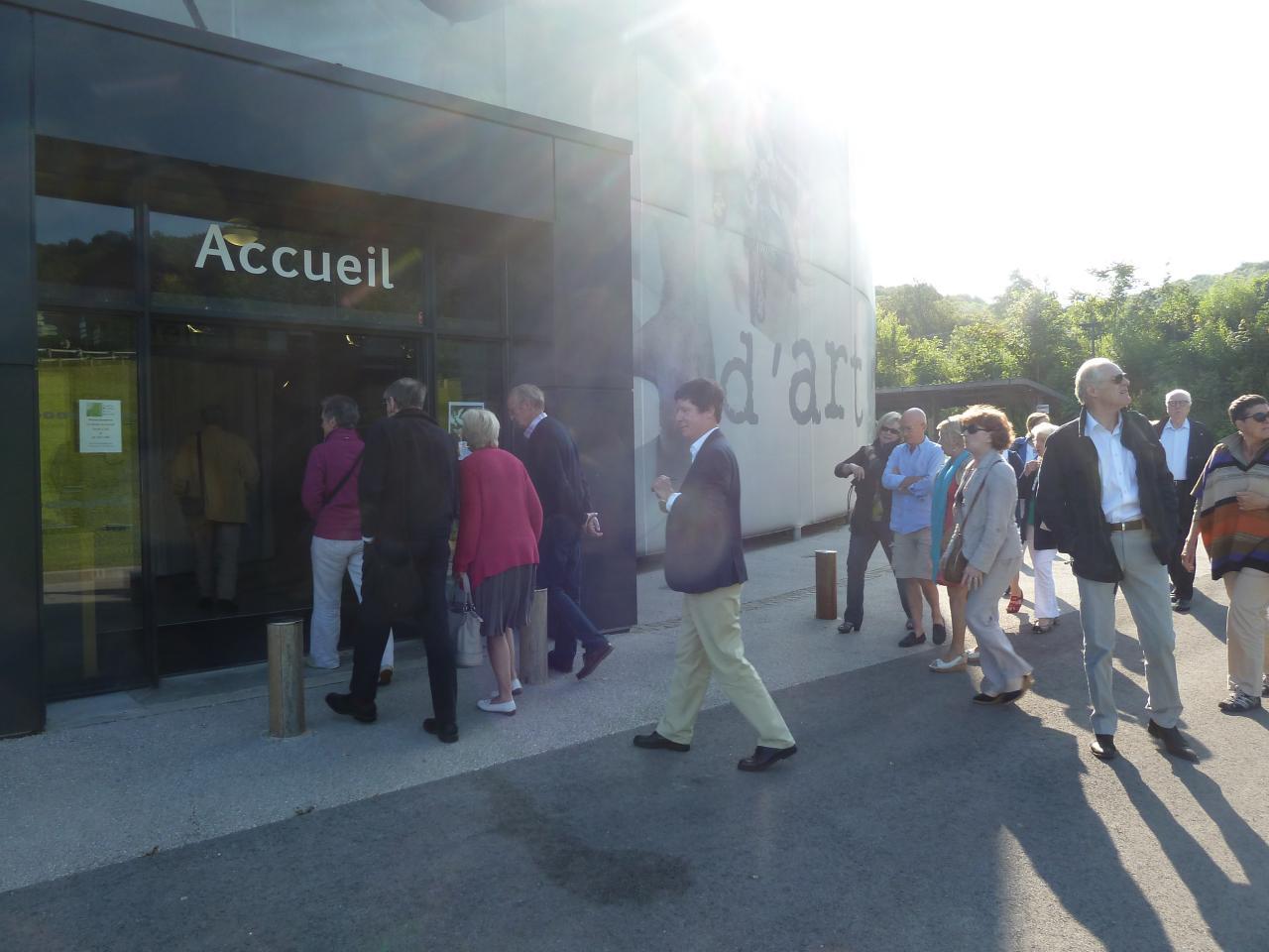 Sortie à Desvres et Boulogne (21 juin 2014)