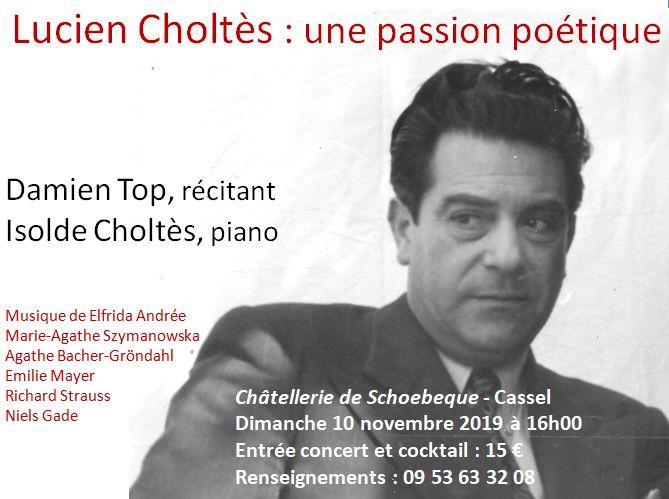 Lucien choltes